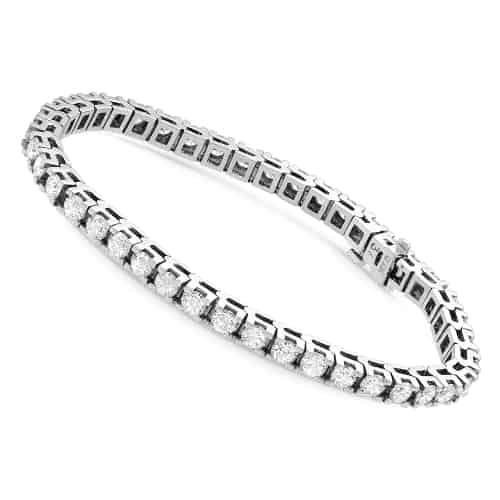 Men's Bead Ball Link Chain